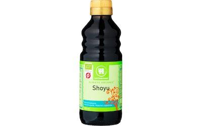 Urtekram shoyu soijakastike 250 ml luomu
