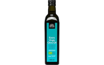 Urtekram extraneitsyt oliiviöljy 500ml luomu
