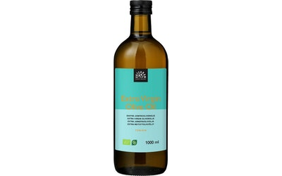 Urttekram ekstraneitsyt oliiviöljy 1l luomu