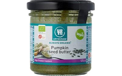 Urtekram Luomu Pumpkin seed butter - kurpitsansiemenvoi 125g