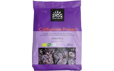 Urtekram kalifornia luumu 200g luomu
