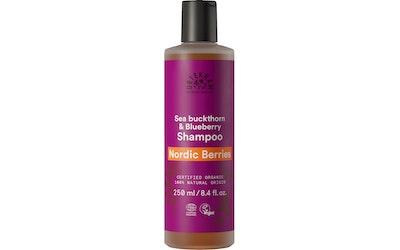 Urtekram shampoo 250ml Nordic Berries