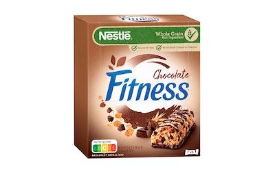Nestlé Fitness 6x23.5g täysjyväpatukka suklaa