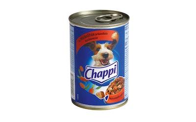 Chappi 400g lihaa kostea koiranruoka