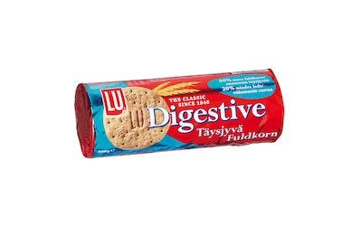 LU Digestive taysjyvävehnäkeksejä 400g
