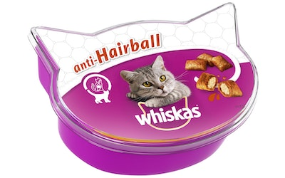 Whiskas Anti Hairball 60g makupala