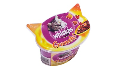 Whiskas Crunch 100g kuorrute