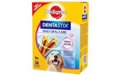 Pedigree DentaStix large 4x270g