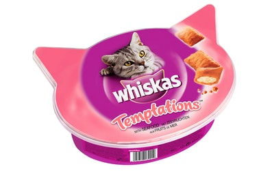 Whiskas Temptation Seafood 60g