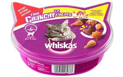 Whiskas Trio Crunchy 55g siipikarja