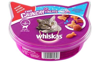 Whiskas Trio Crunchy 55g meren herkku