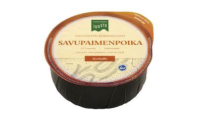 Kuusamon juusto savupaimenpoika savustettu kermajuusto 500g