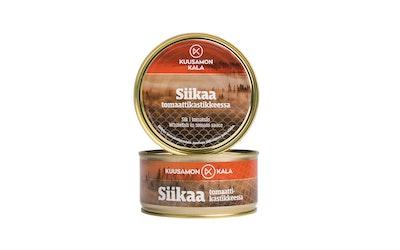 Kuusamon siikaa tomaattikastikkeessa 330/260g