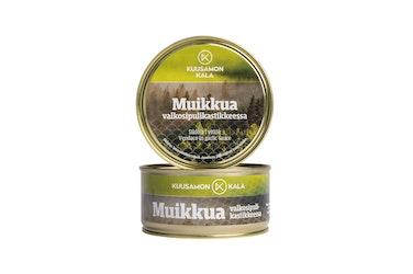 Kuusamon muikku valkosipulikastikkeessa 330/260g