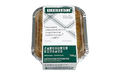 Kokkikartano Janssonin kiusaus 700 g