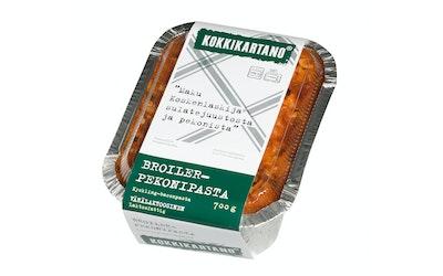 Kokkikartano broiler-pekonipasta 700 g