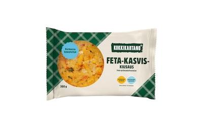 Kokkikartano feta-kasviskiusaus 300g