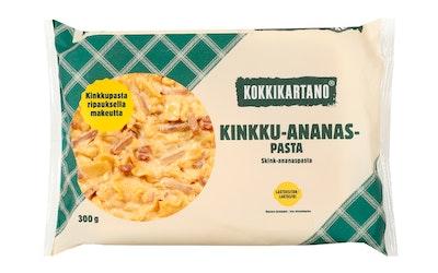 Kokkikartano Kinkku-ananaspasta 300 g