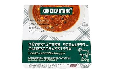 Kokkikartano tomaatti-jauhelihakeitto 300g