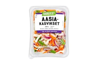 Tuorekset Asia wok 200g