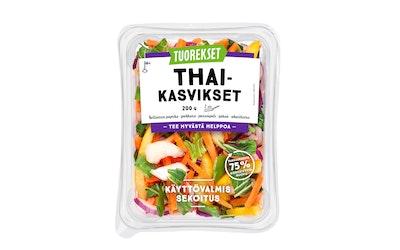 Tuorekset Thai wok 200g
