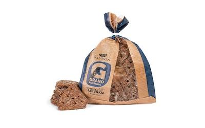 Perheleipuri Salonen Grano reikäleipä 230 g ruisleipä