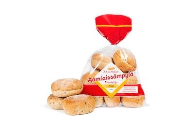 Salonen Aamiaissämpylä 7 kpl / 420 g moniviljasämpylä