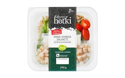 Fresh LounasHetki kana-kvinoasalaatti 240g