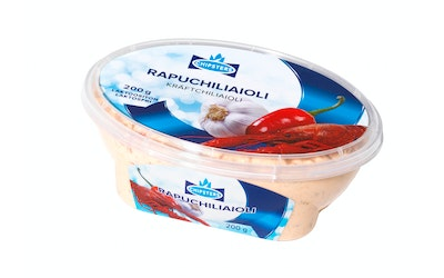 Chipsters rapuchiliaioli 200g