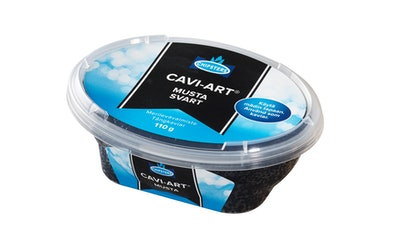 Chipsters Cavi-Art 110g musta