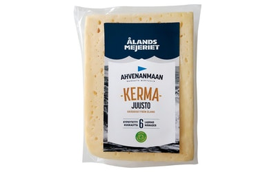 Ålandsmejeriet 650g Ahvenanmaan kermajuusto