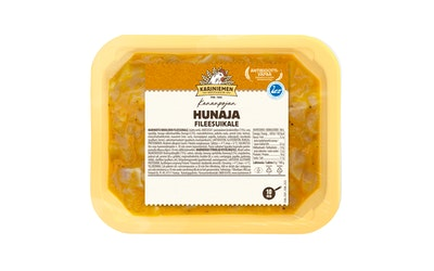 Kariniemen kananpojan fileesuikale 450g hunajamarinadissa