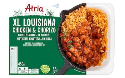 Atria XL chicken & chorizo 450g