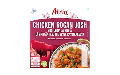 Atria chicken rogan josh 350g