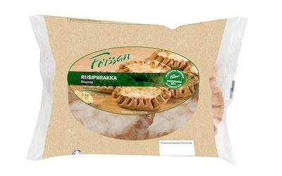 Forssan riisipiirakka 6kpl 390g