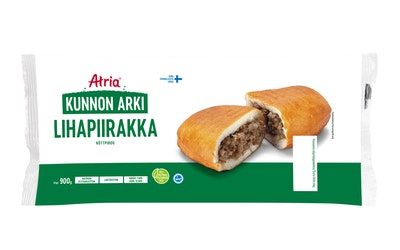 Atria Kunnon Arki lihapiirakka 9kpl 900g
