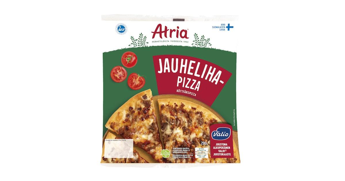 Atria Jauhelihapizza