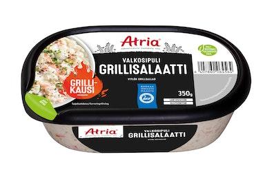Atria grillisalaatti valkosipuli 350g