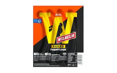 Atria Wilhelm Kukko broilerigrillimakkara 350g