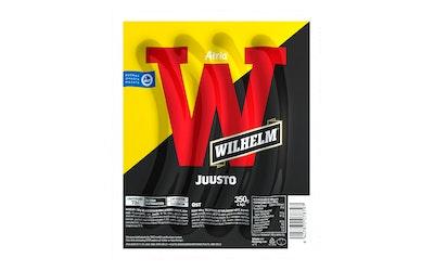 Atria Wilhelm juustogrillimakkara 350g