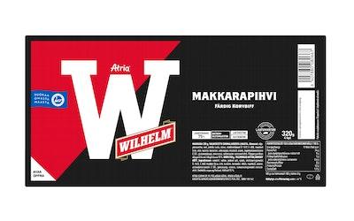Atria Wilhelm kypsä makkarapihvi 320g