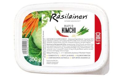 Hapiskimchi 300g Rasilainen Suomi