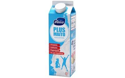 Valio Plus™ rasvaton maito 1l