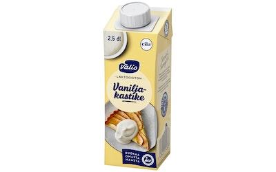 Valio vaahtoutuva vaniljak 9% 2,5dl laktoositon