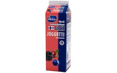 Valio Hyvä suomalainen Arki™ jogurtti 1 kg marjamix