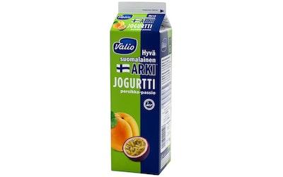 Valio Hyvä suomalainen Arki™ jogurtti 1 kg persikka-passion