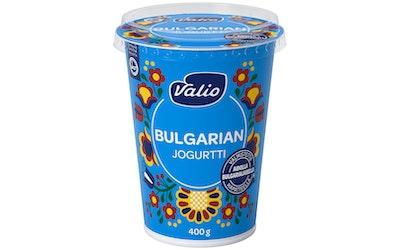 Valio Bulgarian jogurtti 400 g