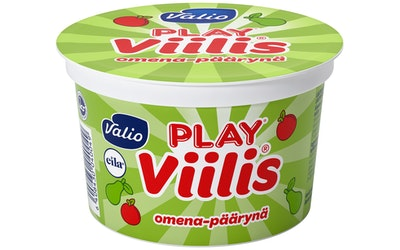 Valio Play Viilis 200g omena-päärynä laktoositon