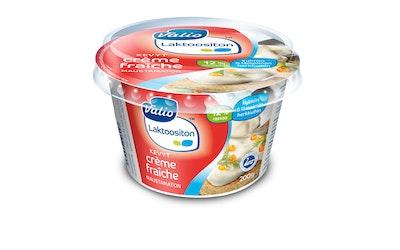 Valio Eila kevyt crème fraîche 12% 200g laktoositon
