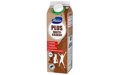 Valio Plus maitokaakaojuoma 1l lakton